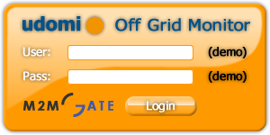 Off Grid Monitor