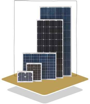 Solar Module - LX-100M and LX-160M